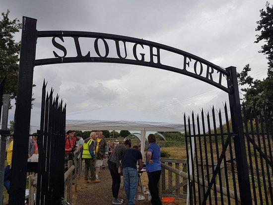 Slough Fort