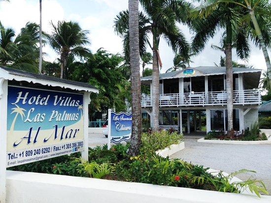 Hotel villas las palmas al mar las terrenas den for Hotel villas las palmas texcoco