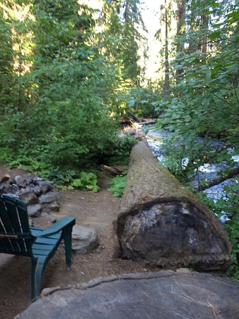 Prospect, OR: Union Creek Resort