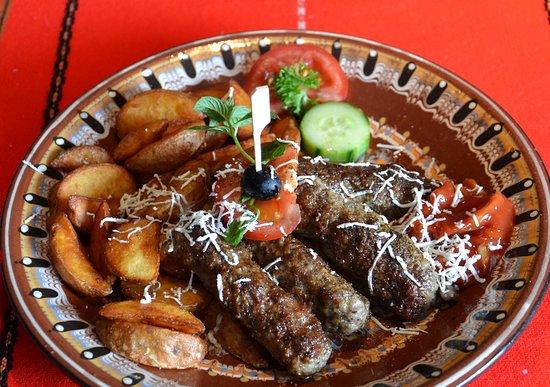 Lena's Restaurant: Kebabche
