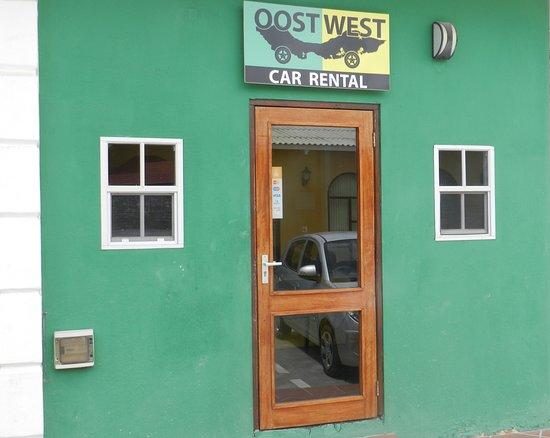 First Curacao Hostel : Car rental