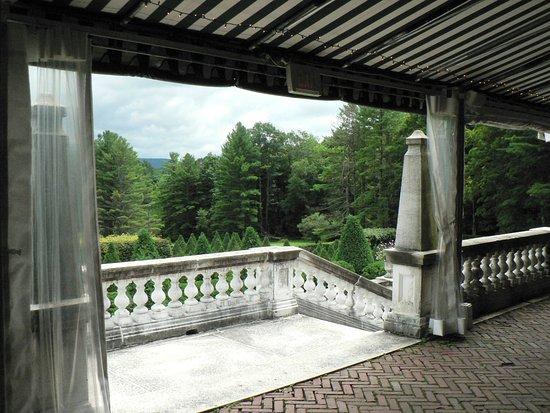 Lenox, MA: Balistrade of The Mount