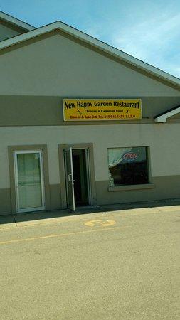 New Happy Garden Restaurant