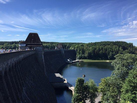 Arnsberg, Alemania: Möhneseetalsperre
