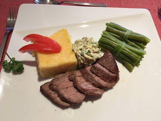 Hotel Alpenhof: Das Essen ist fantastisch