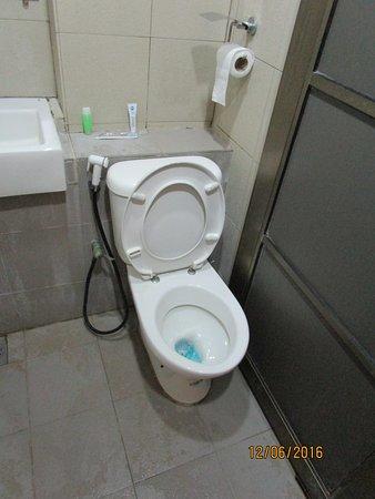 basic bathroom but location of toilet paper need special skills to rh tripadvisor com sg Cisco SMARTnet Locations All GTA 4 Map with Locations