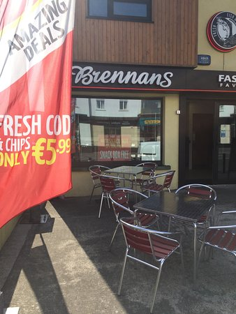 Brennans Fast Food Favourites