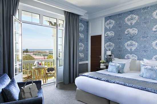 Hôtel Barrière Le Normandy Deauville : voir les tarifs et 604 avis