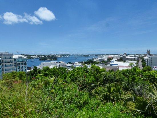 Hamilton, Bermuda: Nice View
