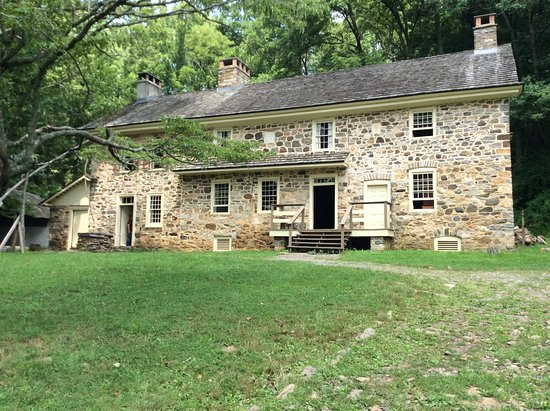 18Th Century House the 18th century house - picture of colonial pennsylvania