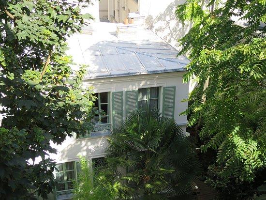 Hotel Eldorado: Le Pavillon de jardin de l'hôtel Eldorado