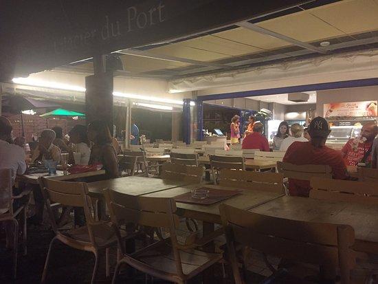 La brasserie du port saint laurent du var restaurant - Restaurant indien port saint laurent du var ...
