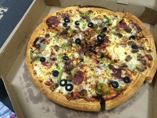 Landmark Branch Review Of Pizza Hut Doha Qatar Tripadvisor