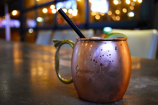 Surrey, Canadá: Moscow Mule