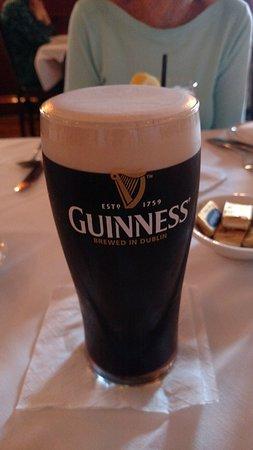 Rory Dolan's Restaurant: Perfect pint