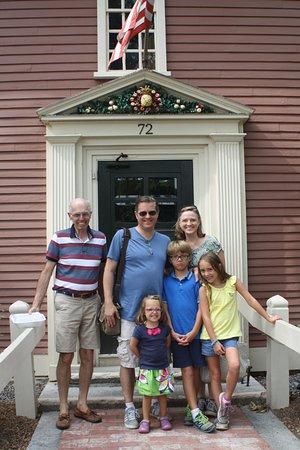 Longfellow's Wayside Inn-bild