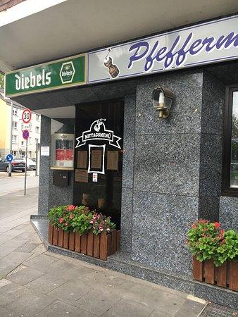 Pfeffermühle Duisburg