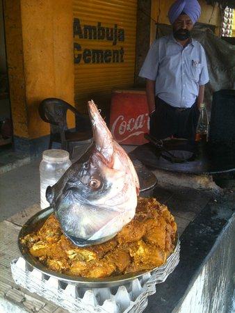 Rupnagar, Indie: Ab surd