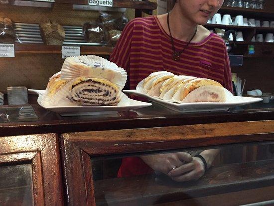 Nuevo Arenal, Costa Rica: Pâtisseries proposées pour le dessert