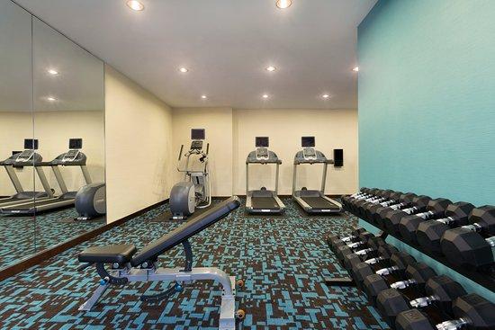 Fairfield Inn & Suites Youngstown Boardman/Poland : Fitness Center