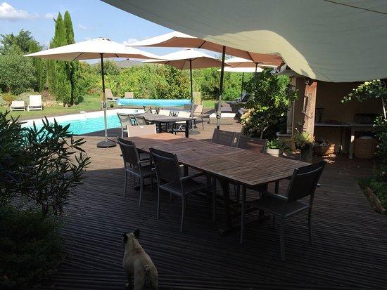 Ruch, Francia: Chambres en Vigne