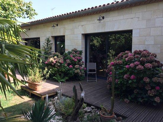 Ruch, ฝรั่งเศส: Chambres en Vigne