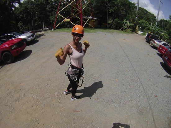Rain Forest Zipline Corp.: Ready to Zip