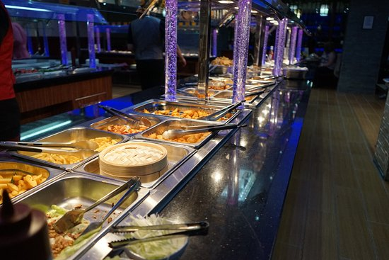 Johnstone, UK: Asian Buffet