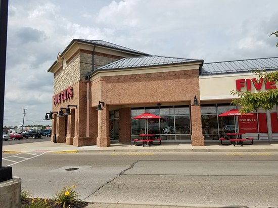 Lewis Center, OH: Five Guys