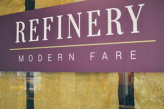 Auburn, نيويورك: Refinery Modern Fare