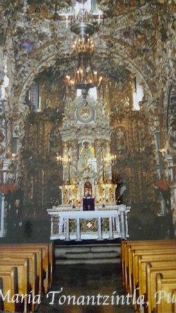 Santa Maria Tonantzintla Photo