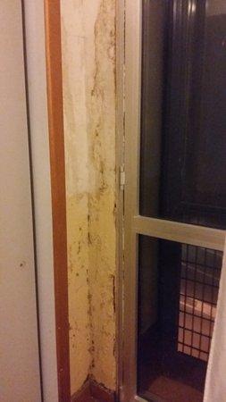 Mini Hotel Baradello : mur porte fenêtre