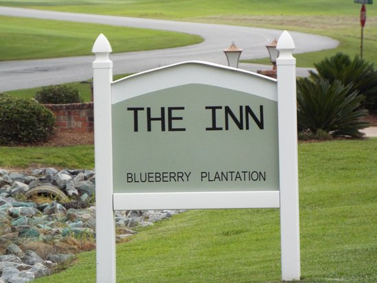 Alma, GA: Inn at Blueberry Plantation