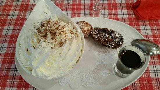 La Winstub : Dessert délicieux