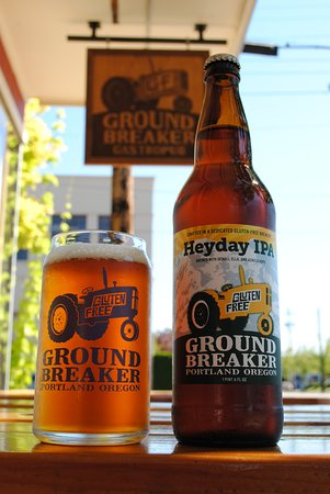 Ground Breaker Gastropub