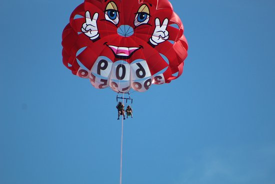Ocean City Parasail