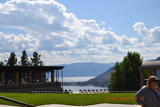West Kelowna, Canadá: Beautiufl views