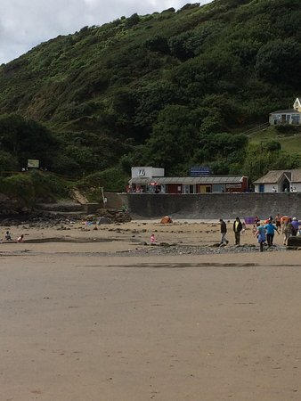 Pendine, UK: The Point Cafe