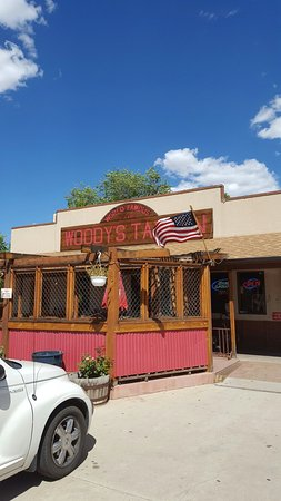 The Cabana Club! at Woody's Tavern Moab, UT.