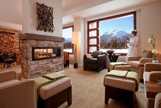 Fairmont Spa at The Fairmont Jasper Park Lodge