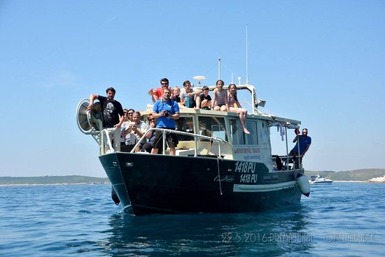 Pula Boat Excursions