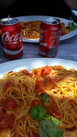 Restaurant La Piazza : 20160416_125957_large.jpg