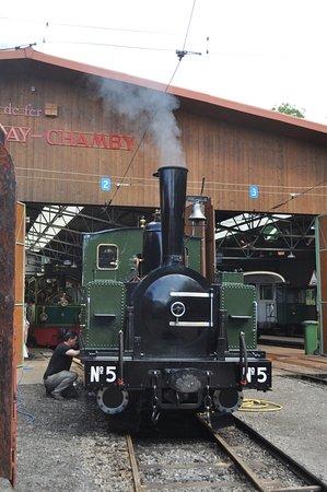 Railway Museum Blonay-Chamby: Абсолютно действующий экспонат