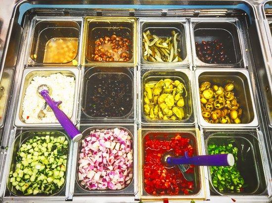 Kabobske serves up the freshest, most delicious Mediterranean & Lebanese food in the Cincinnati
