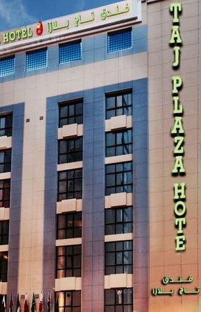 Taj Plaza Hotel Foto