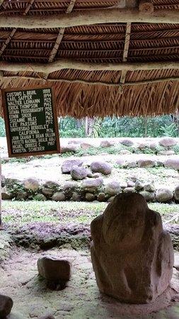 El Asintal, Guatemala: stela