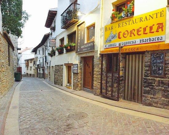 imagen BAR RESTAURANTE CORELLA en Alcalá de la Selva
