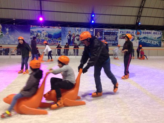Ice World International Cusco