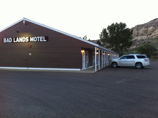 Badlands Motel Photo