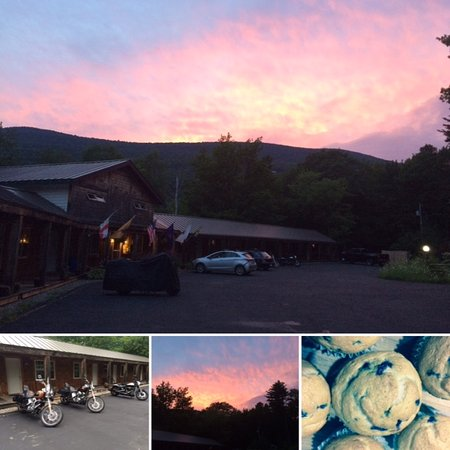 Life is good at Aerie Inn of Vermont.
